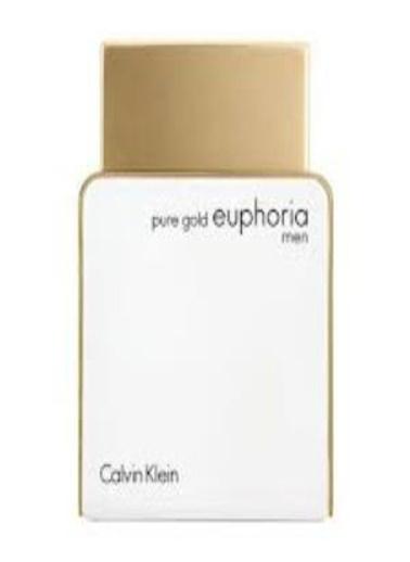 Calvin Klein Calvin Klein Euphoria Pure Gold Edp 100 ml Erkek Parfüm Renksiz